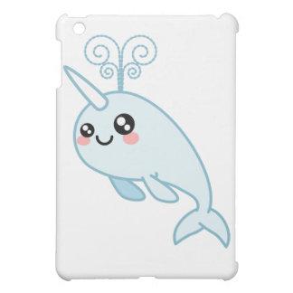 Narwhal Cutie iPad Mini Cover