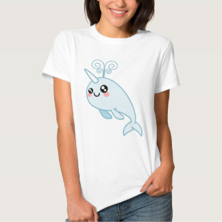 Narwhal Cutie T Shirt