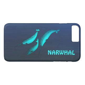 Narwhal iPhone 8 Plus/7 Plus Case