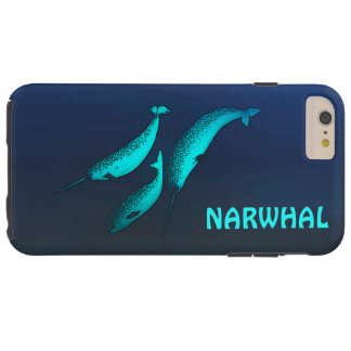 Narwhal Tough iPhone 6 Plus Case
