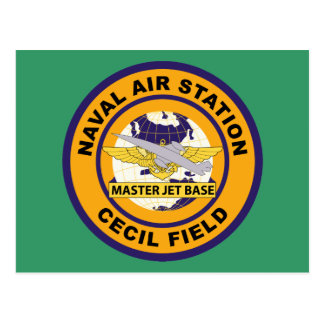 NAS - Cecil Field Postcard
