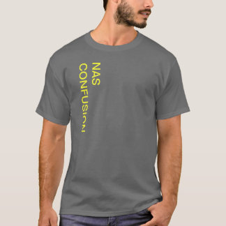 NAS CONFUSION Albany Sector Version T-Shirt