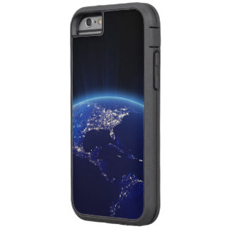 NASA Time Lapsed Photograph Tough Xtreme iPhone 6 Case