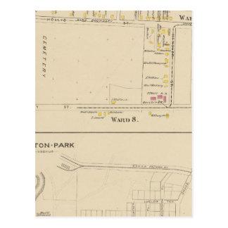 Nashua, Ward 56, 8, Atherton Park Postcard