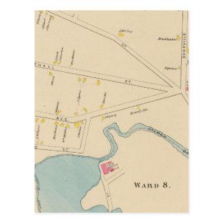 Nashua, Ward 78 Postcard