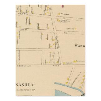 Nashua, Ward 7, Edgeville Postcard