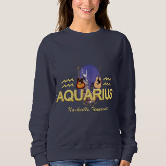 Nashville Aquarius Women's Basic Sweatshirt