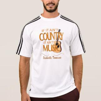 Nashville Country Men's Adidas ClimaLite® T-Shirt
