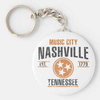 Nashville Key Ring