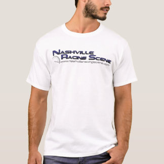 Nashville Racing Scene Official T-Shirt