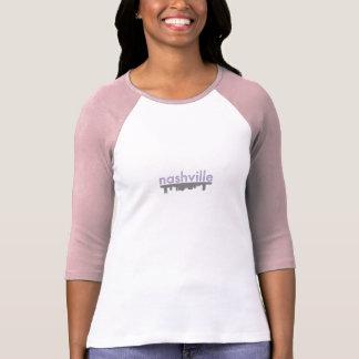 Nashville Reflective Skyline Women's T T-Shirt