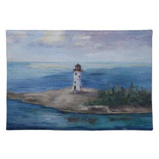 Nassau Harbour Lighthouse Placemats