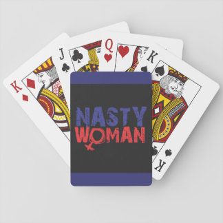 NASTY Woman Cards