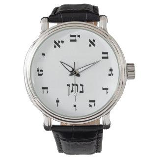 Natan (Nathan) Time Watch