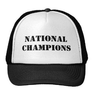 NATIONAL CHAMPIONS MESH HAT
