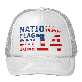 National Flag Day Hats