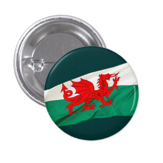 National Flag of Wales, The Red Dragon Patriotic Pin