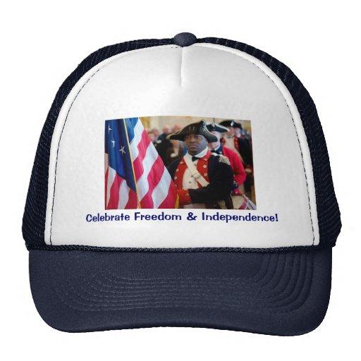 National Freedom Flag Hats
