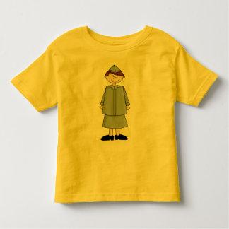 National Guard Girl Toddler T-Shirt
