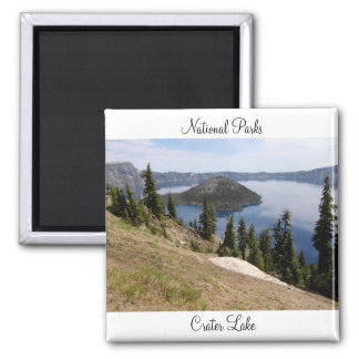 National Parks - Crater Lake Magnet