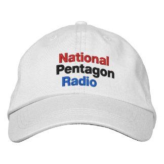 National Pentagon Radio Embroidered Hats