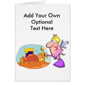 National Tooth Fairy Day February 28 Card