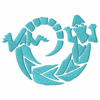 Native Amercian Spinning Lizard Design 1