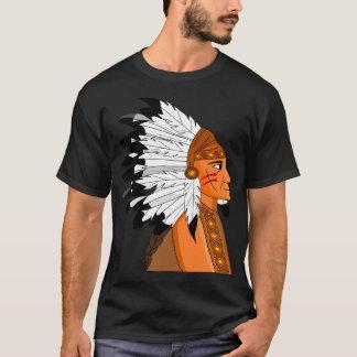 NATIVE AMERICAN,indian american,American Indian T-Shirt