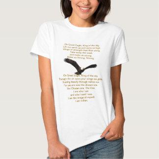Native American Indian Anthem T-shirts