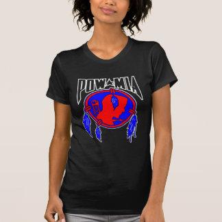 Native American Indian POW-MIA Tshirt