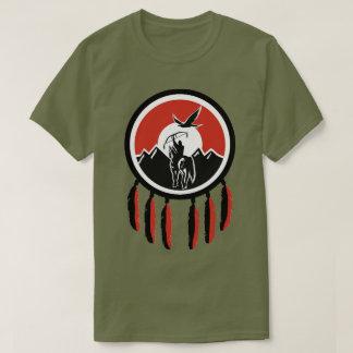 Native American Indian Shield T-Shirt
