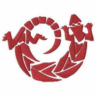 Native American Spinning Lizard Design 3