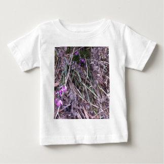 Native Australian wild grasses in flower Baby T-Shirt