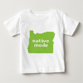 native mode oregon1.png baby T-Shirt