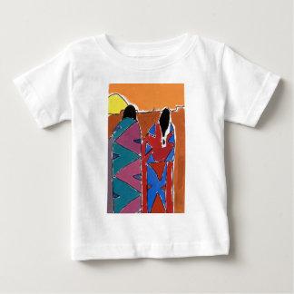 Native Sunset Baby T-Shirt
