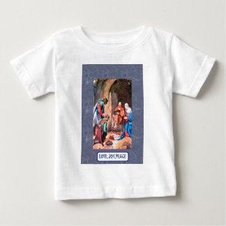 Nativity in Bethlehem Baby T-Shirt