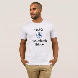 NATO  The Atlantic Bridge T-Shirt