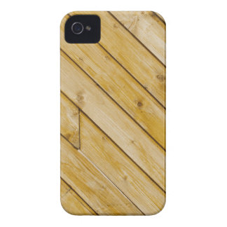 Natrual Wooden Planks Design iPhone 4 Case