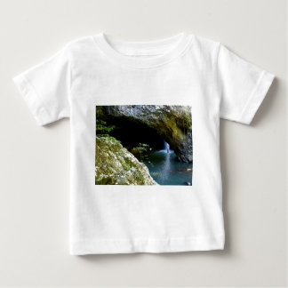 Natural Arch waterfall Baby T-Shirt