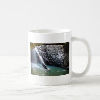Natural Arch Waterfall Coffee Mug