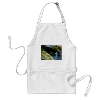 Natural Arch waterfall Standard Apron