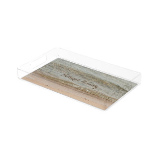 Natural Beauty small vanity tray by Queen Material