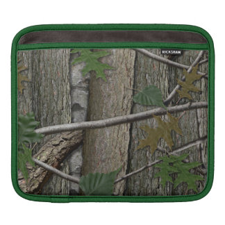 Natural Camouflage iPad Sleeve