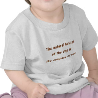 Natural Habitat T Shirts
