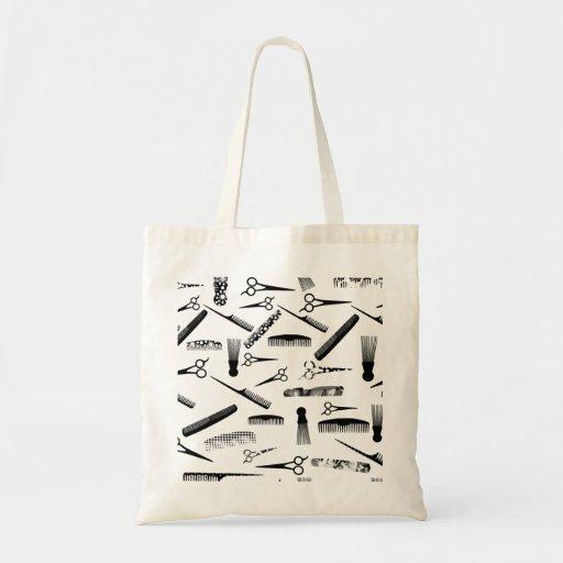 Natural Hair Fashion Tote Bag