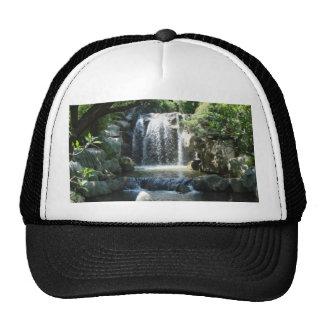 Natural Waterfall Cap