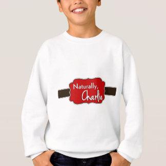 Naturally, Charlie Logo 1 Sweatshirt