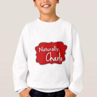 Naturally, Charlie Logo 2 Sweatshirt