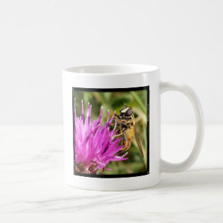 Nature at work coffee mug