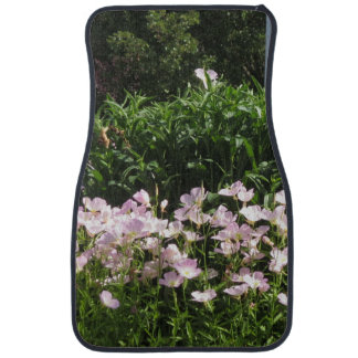 NATURE Green Flower NewJersey CherryHill nvN701 FU Car Mat